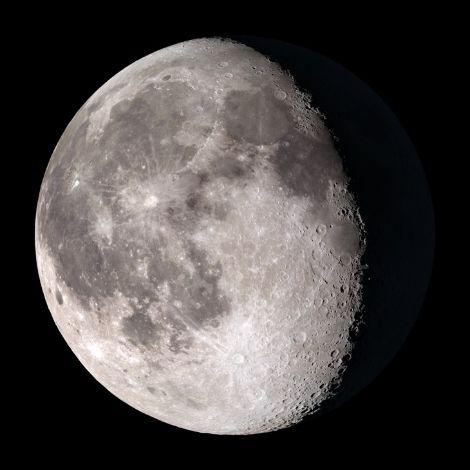 Fases de la Luna hoy 17 de Noviembre de 2019 🌖Luna gibosa ...
